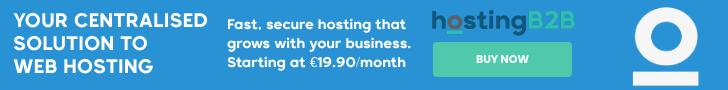HostingB2B ads