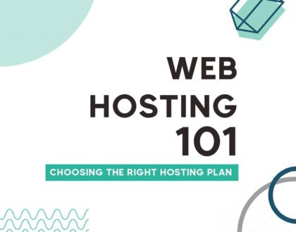 web hosting plan