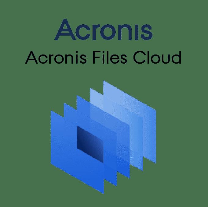 acronis files cloud
