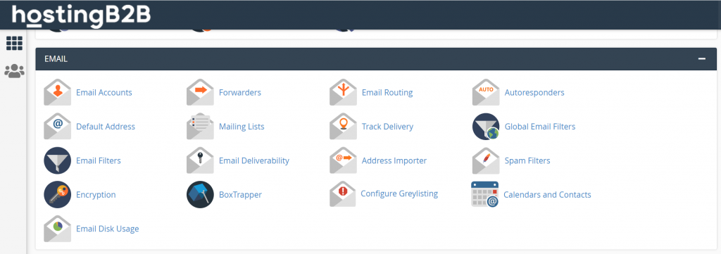 email hosting cpanel