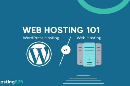 WordPress vs Web Hosting