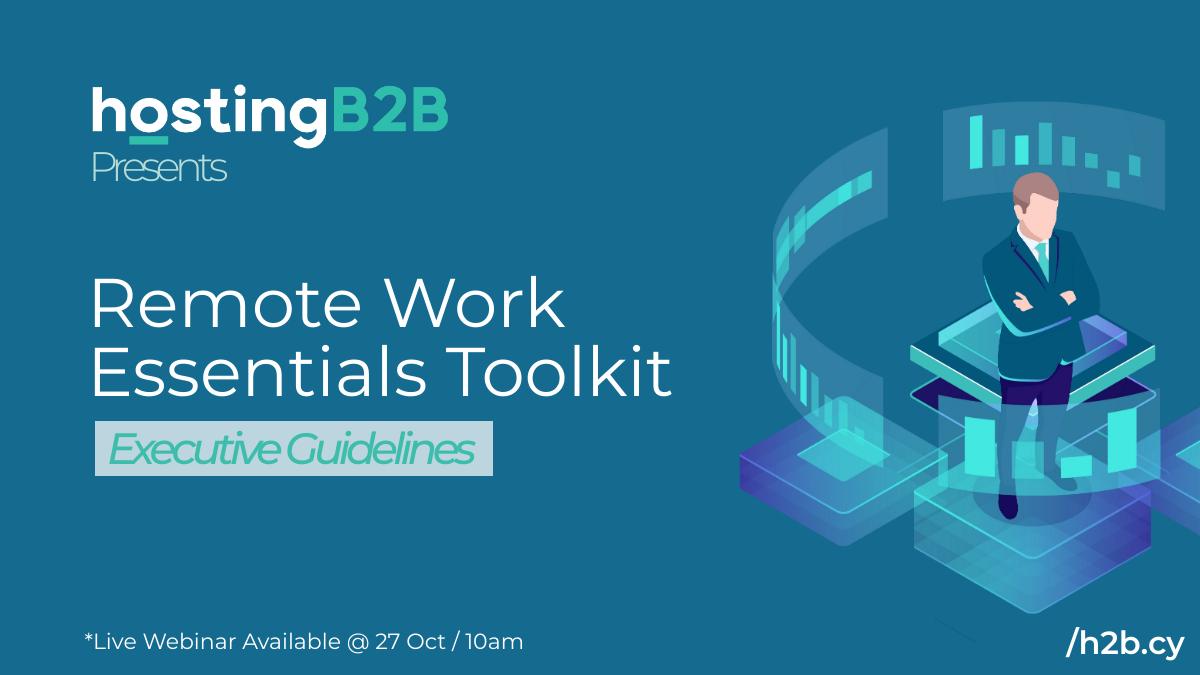 remote work toolkit