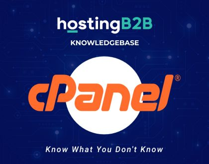 Cpanel Knowledgebase