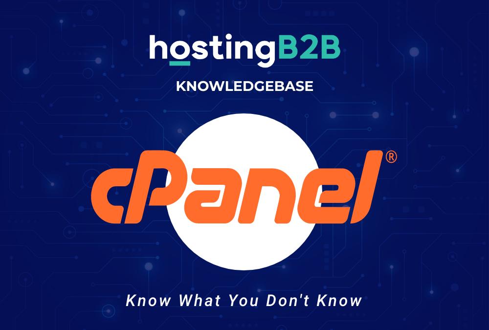 Cpanel Knowledgebase