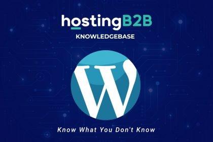 wordpress knowledgebase