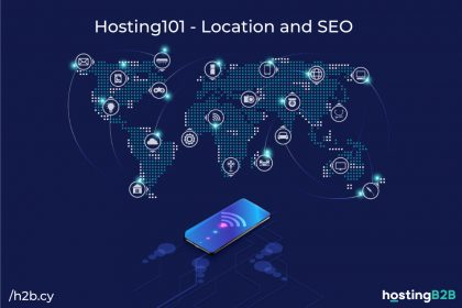 hosting location seo