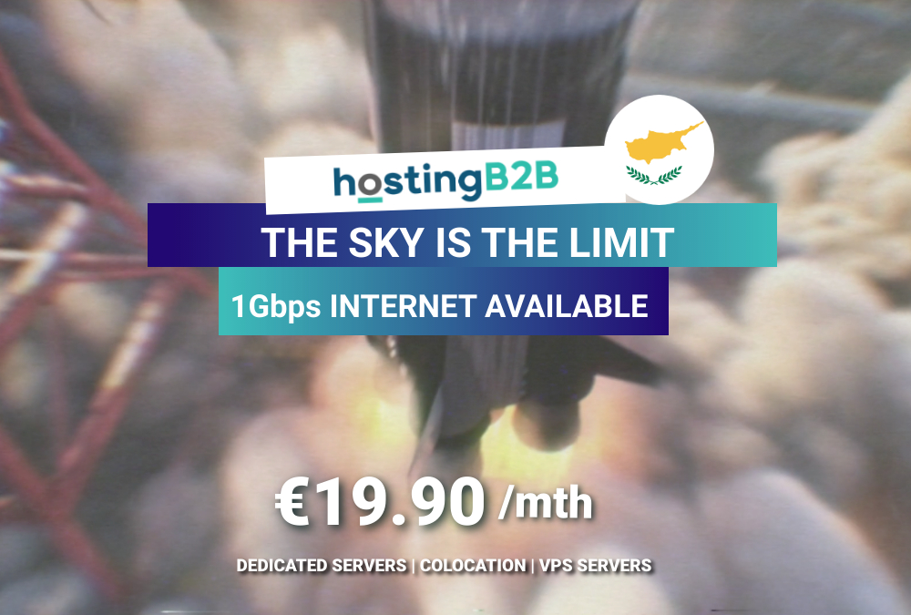 1Gbps internet cyprus